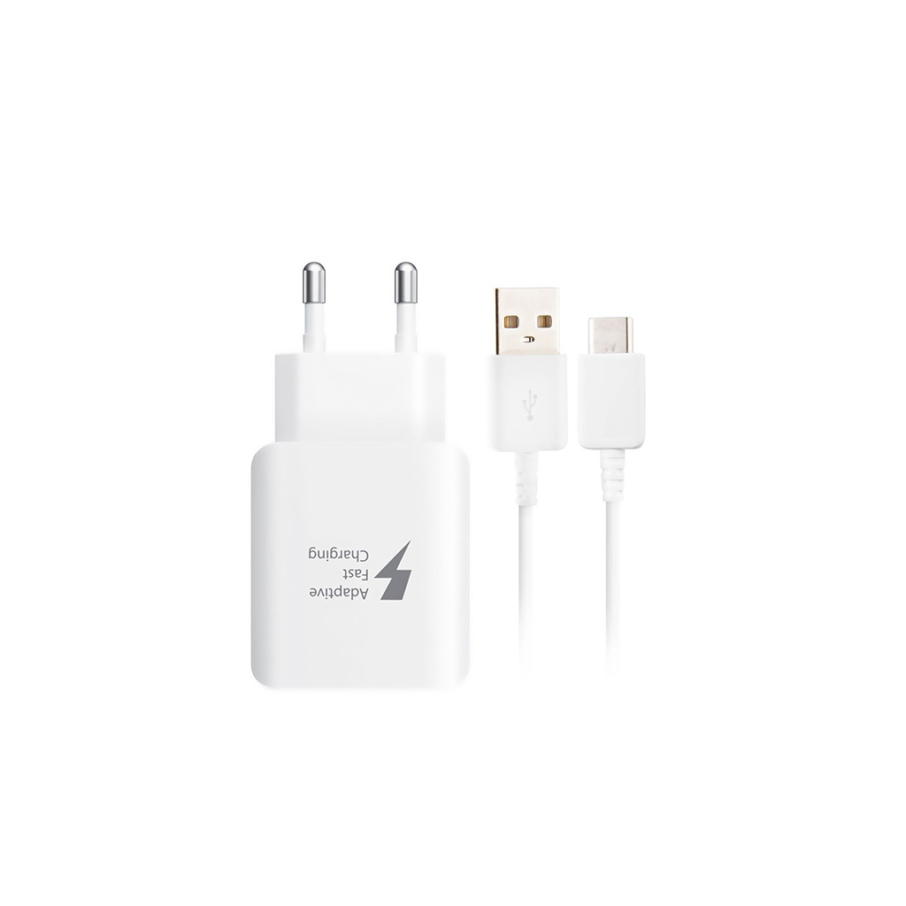 ُSamsung Wall Charger Pack with Cable