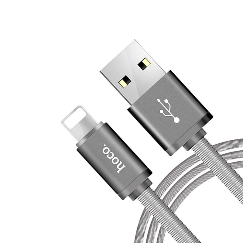 Hoco Lightning Cable U5 1.2m